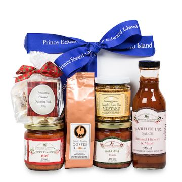 Win a Father's Day Gift Bundle with Prince Edward Island Preserve Co. treats!