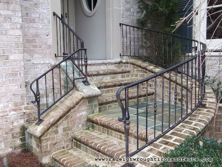 120 Best Images About Front Door Foyer Staircases On Pinterest Concrete Steps Split Level