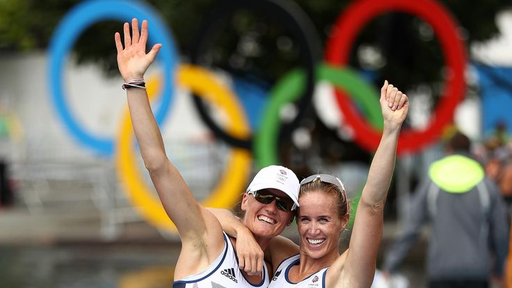 Helen Glover and Heather Stanning became the first British female rowers to defend an Olympic title and they did so in commanding fashion, leading from the front to win gold in the women's pair and extend one of the most dominant records in world sport.