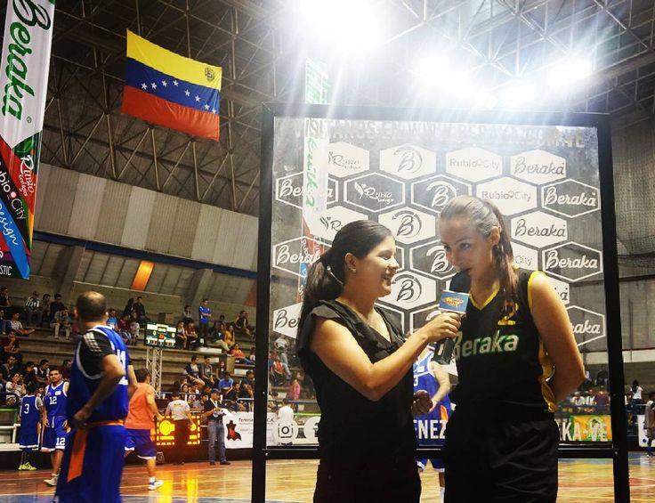 Nicole García Selección Táchira y jugadora clave en nuestra Selección Nacional #baloncestovenezolano #NicoleGarcia #2 Orgullosos de tenerla en nuestra #CopaBeraka2017 #RubioCityapp @lpb_aldia