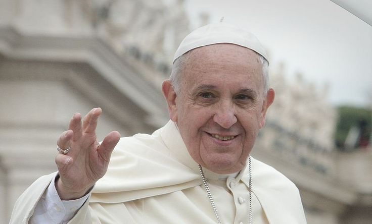 Listen To The First Trippy Song From The Pope's New Album. Yes, Really. (AUDIO)