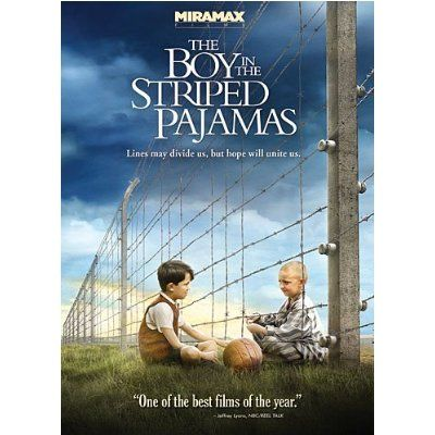 The Boy in the Stripped Pajamas... Such a sad but great movieWorth Reading, Great Movie, Book Worth, Good Movie, Movie Worth, Stripes Pajamas, Favorite Movie, Sadness Movie, Favorite Film