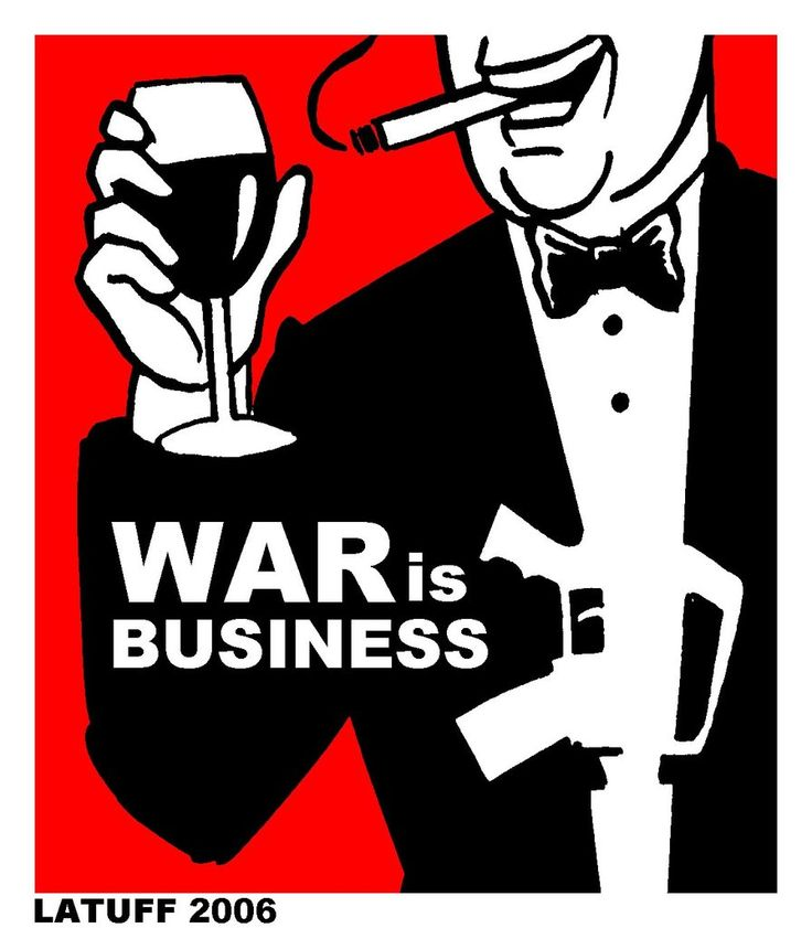 One track a day: BUSINESS OF WAR by Pupajim