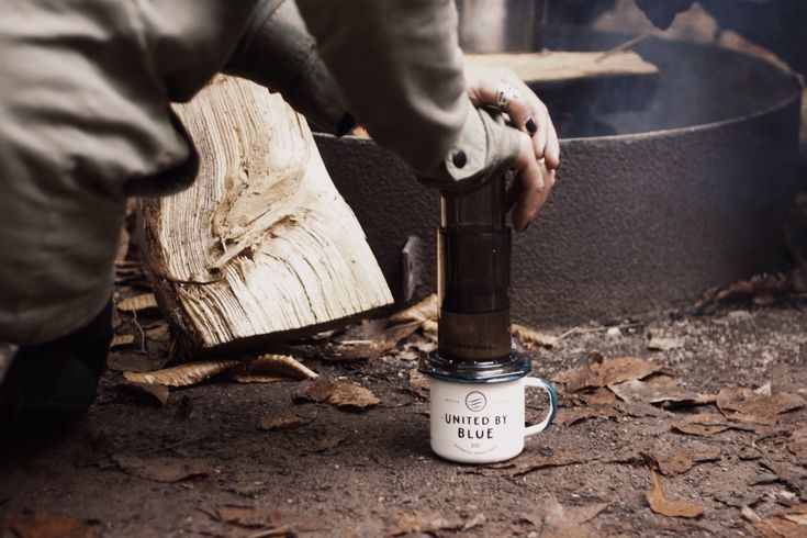 ... Makes the best coffee. Aeropress.