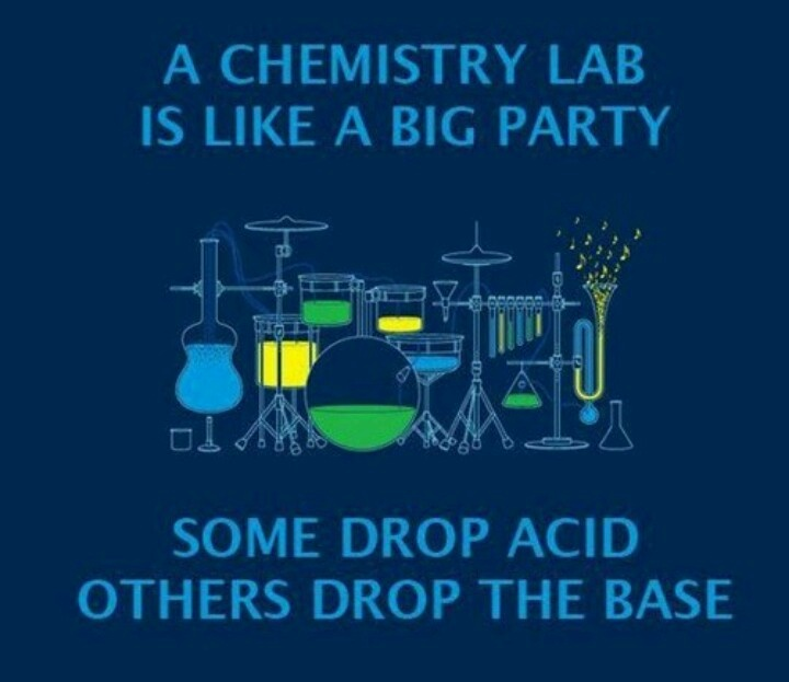 Chemistry is the music of the world.