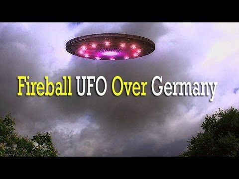 Latest UFO Breaking News 24 /7 - Discover Latest UFO News: Fireball UFO Over Germany Octuber 8 , 2016   Comet...