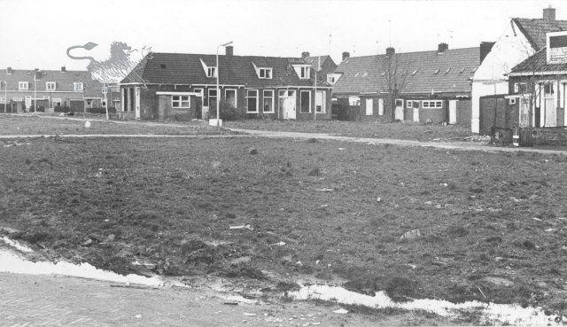 landbuurt 1975 Historisch Centrum Leeuwarden - Beeldbank Leeuwarden