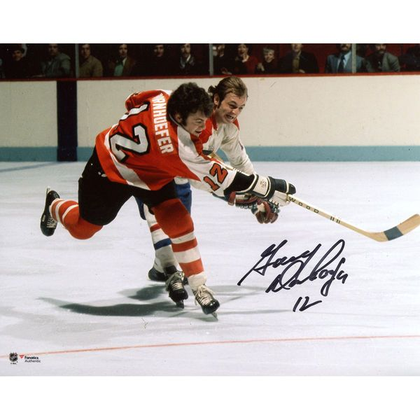 "Gary Dornhoefer Philadelphia Flyers Fanatics Authentic Autographed 8"" x 10"" Horizontal Photograph - $19.99"