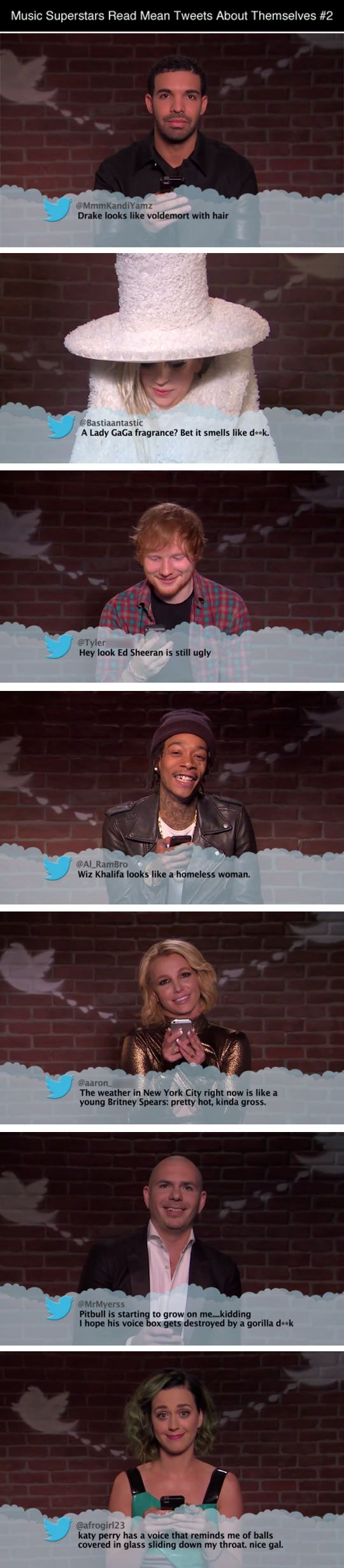 Best Images About Celebrities Read Mean Tweets On Pinterest - Sochi problems tweets