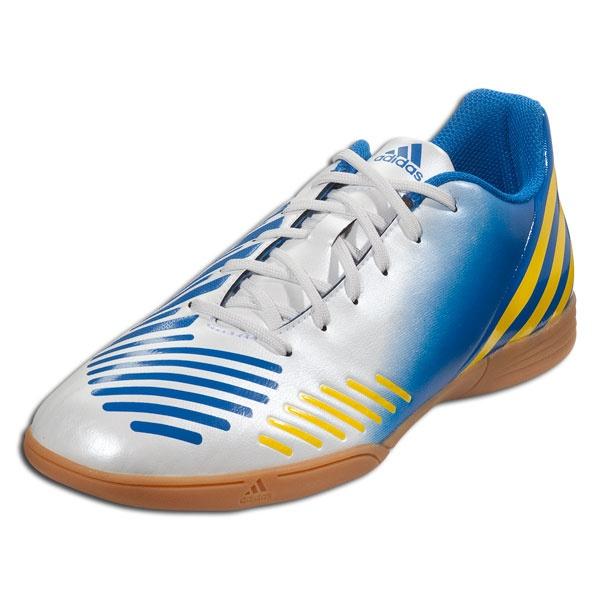 Adidas Freefootball Speedtrick Indoor Soccer Shoe Hunt Pack (blanc, Glow) Sz. 11