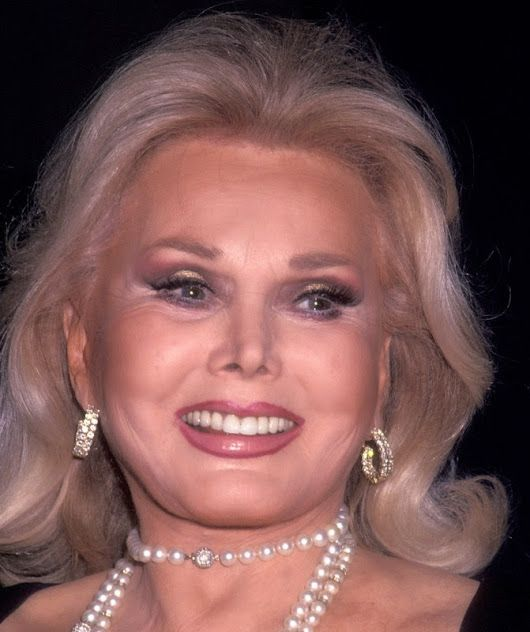 Zsa Zsa Gabor, actress and glamorous socialite, died on Dec. 18, 2016. She was 99.