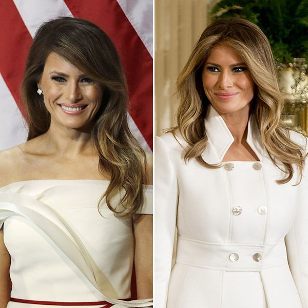 Melania Trump Shows Off Hair Makeover — See Pics Of New Cut & Color
