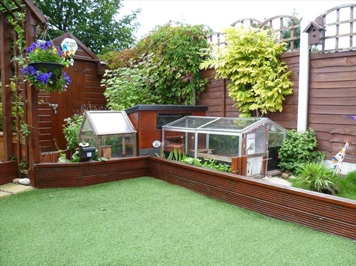 Tiggy's Outdoor Set-up - click to enlarge