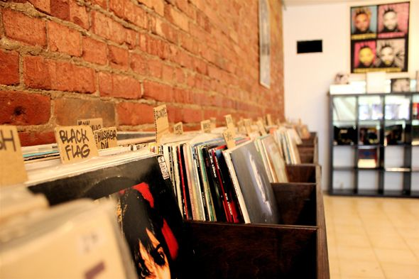 Grasshopper Records, Toronto's newest used record store