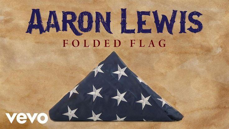 Aaron Lewis - Folded Flag (Static Version)