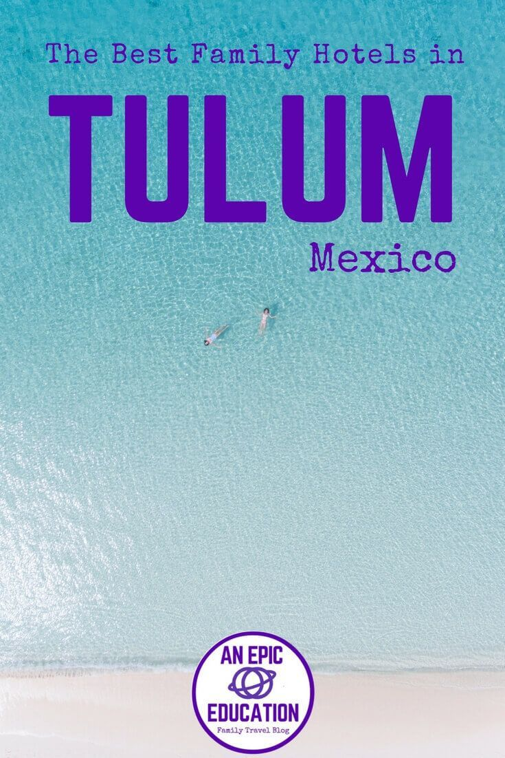 Looking for the best hotels in Tulum for families? You're in the right place. Our guide to the best family hotels in Tulum runs down everything from family resorts to apartment rentals. You're going to love visiting Tulum with kids, and discovering the best places to stay in Tulum is just the beginning. Tulum Mexico Resorts | Tulum Wedding | Tulum Ruins | Tulum Hotel | tulum hotel cheap | tulum apartment | tulum travel guide | tulum travel tips | Tulum with kids