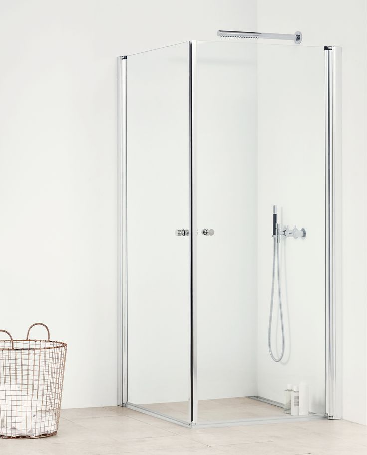 BASE showers is the result of a desire to create basic, no-fuss high-quality design.