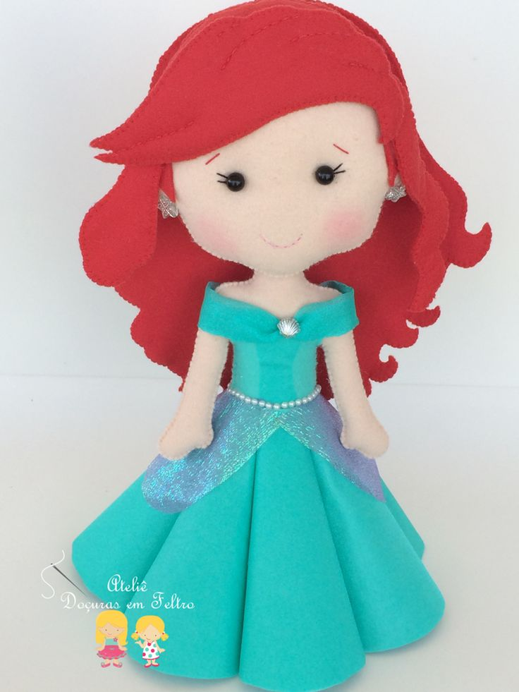 Ariel de princesa