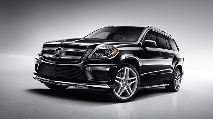GL-Class Large, 7 Passenger SUV: GL350, GL450, GL550   Mercedes-Benz