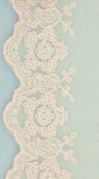 French attic lace