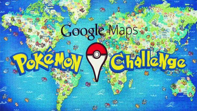 #Tech Google premiará a quienes encontraron los 151 Pokemon en Pokemon Challenge,