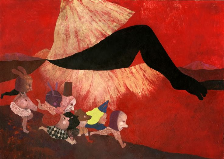 simone rea illustratore: ILUSTRARTE 2014