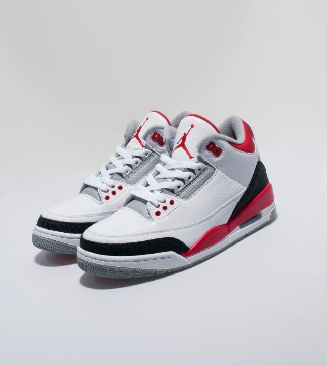 Nike :: Jordan III 'Fire ...