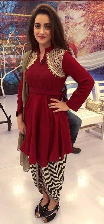 Pinterest: @pawank90 | Dhoti | Dhoti salwar suits, Fashion ...