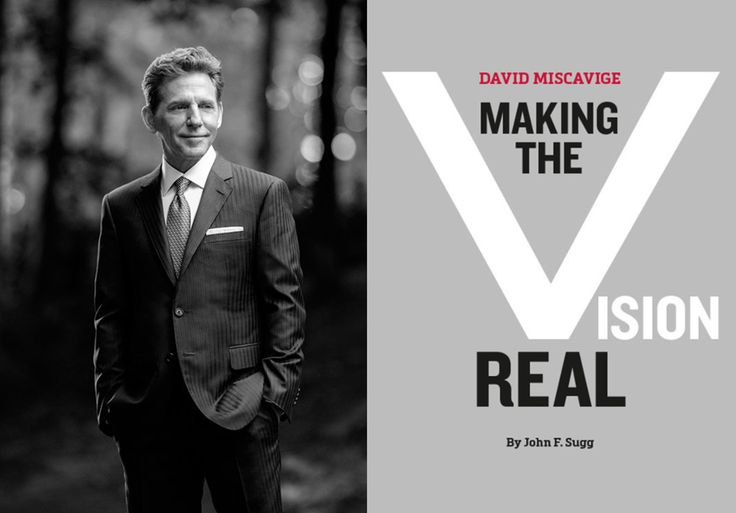 "DAVID MISCAVIGE - ECCLESIASTICAL LEADER OF THE SCIENTOLOGY RELIGION  MAKING THE VISION REAL  By John F. Sugg    ""Vision."" The word denotes ""unusual discernment or foresight,"" according to one dictionary. Another definition describes ""a thought, concept or object formed by the imagination.""    Vision, transformed into decisive action, became manifest in the heart of the American South on April 2, 2016, staking out turf in Atlanta, Georgia. The vision garnered multi-dimensional worldwide…"