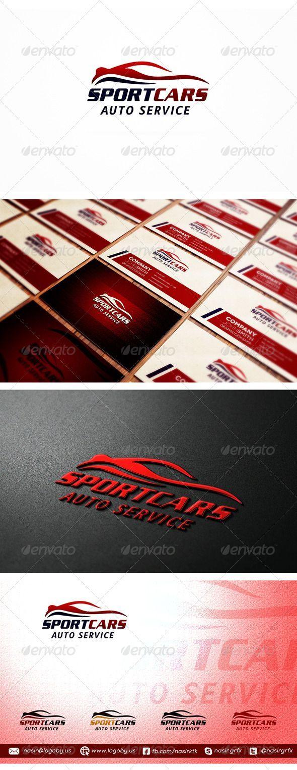 Auto Car - Logo Design Template Vector #logotype Download it here: http://graphicriver.net/item/auto-car-logo/6725264?s_rank=545?ref=nesto