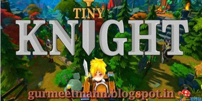 Tiny Knight Highly Compressed Torrent Game