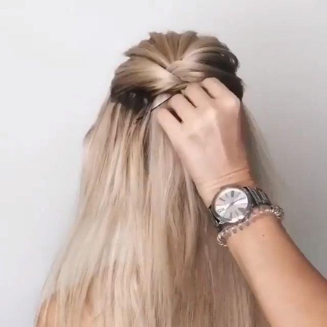 DIY HairStyles -   - #DIY #diyhairstyleslong #hairstyles #hairstylesweddingguest