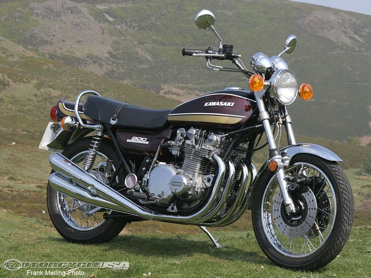 Kawasaki Motorcycles | Memorable Motorcycle Kawasaki Z1 - Motorcycle USA