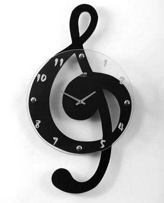 É hora de musica