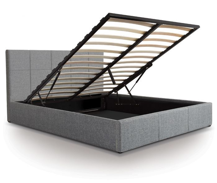 Turner Upholstered Ottoman Bed Frame