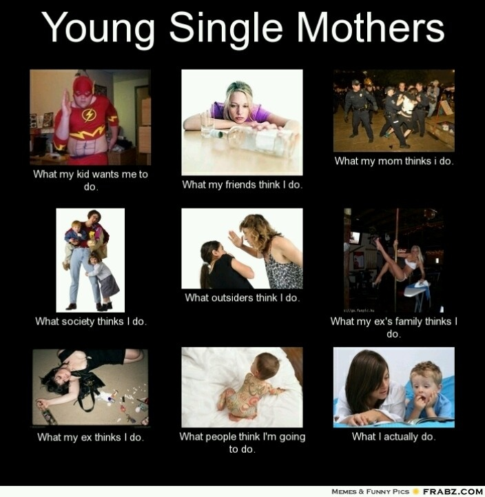 single mother dating