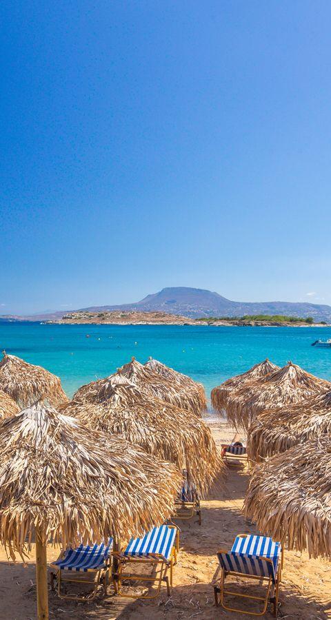 Marathi beach, 17.1 km from Chania town, Crete