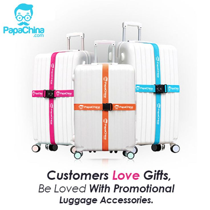 Wholesaler for Personalized Luggage Accessories, Cheap Luggage Accessories and Best Luggage Accessories at China Manufacturer and Supplier from PapaChina.
