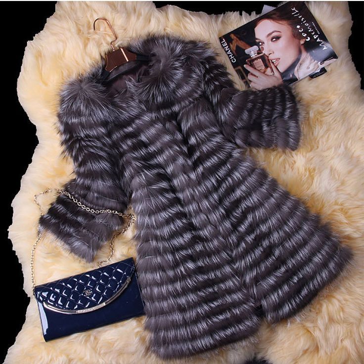 Cheap fur coats discount, Buy Quality coats and jackets for sale directly from China fur lace Suppliers: 	  	  	   	Product Detail: 			1.Material:100% Genuine fox fur				2.Size:S/M/L/XL/2XL/3XL/4