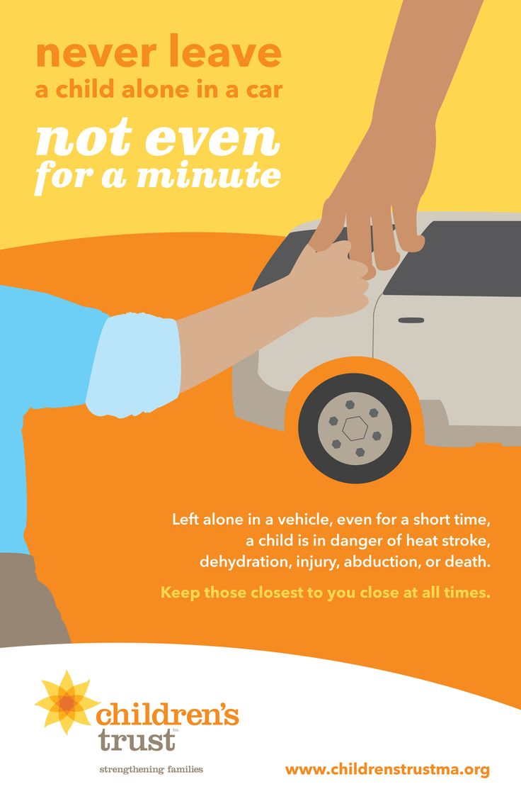 even on a day with a window cracked temperatures inside a car can quickly exceed 90 degrees children left in cars are in danger of heat related injuries