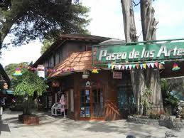 villa gesell centro - Paseo de los Artesanos