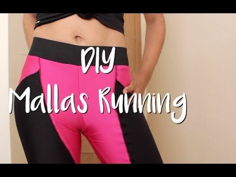 Leggins de niña DIY - YouTube