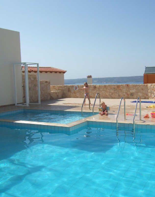 Lovely House with Mediterranean Sea View - Leilighet - Heraklion