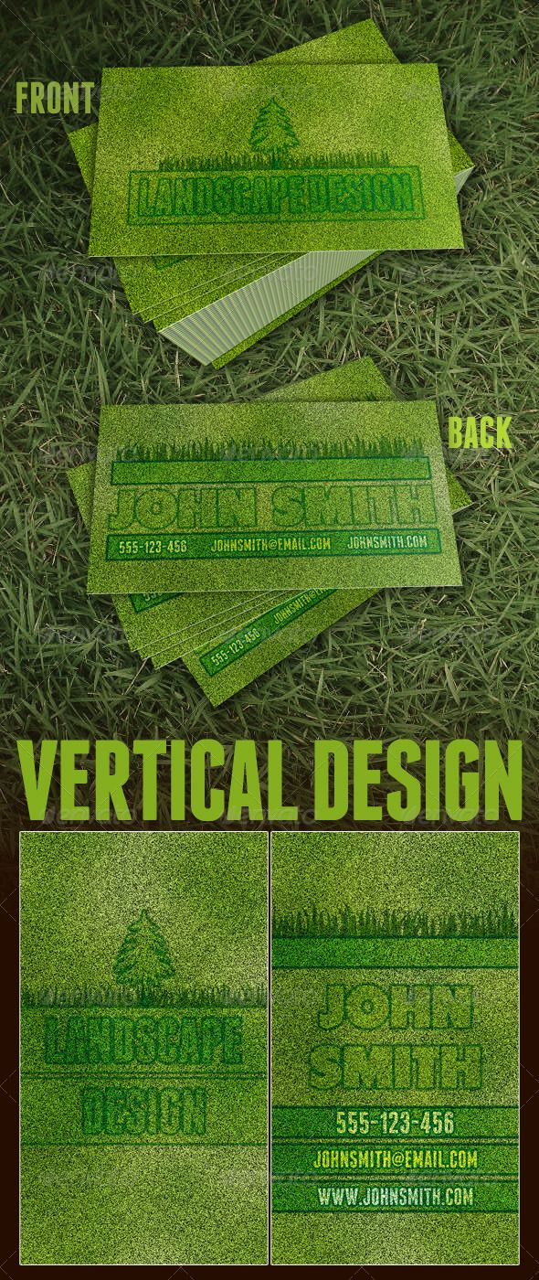 102 best print templates images on pinterest fonts brochures landscaping business card magicingreecefo Image collections
