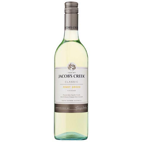 Pinot Grigio– Jacob's Creek 750 ml   Shop Australia