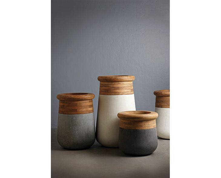 soma planters by wiid design