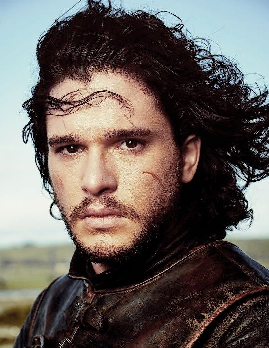 kit harington / jon snow                                                       …