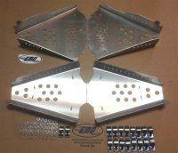 Extreme Metal Products, LLC - Maverick CV Boot / A-Arm Guards