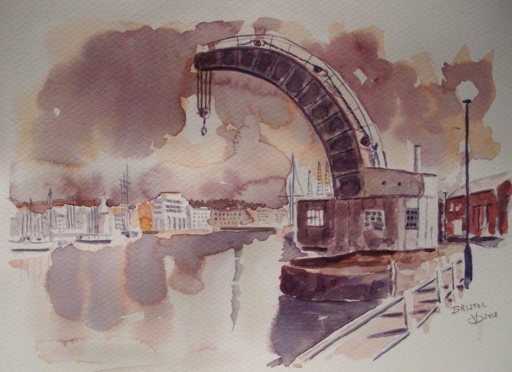 Bristol, city of Iron and Beauty