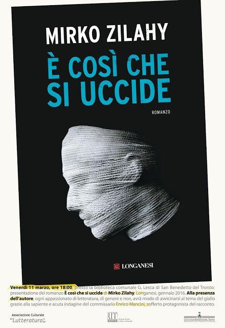 """Il Magazine di UT: Se gli uttiani si impegnano. La presentazione di """"E' così che si uccide"""" e la locandina di Francesco Del Zompo"""